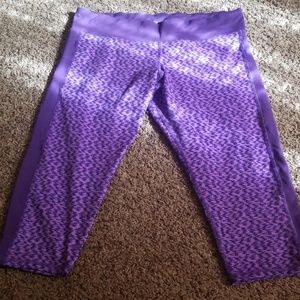 Work out leggings capri